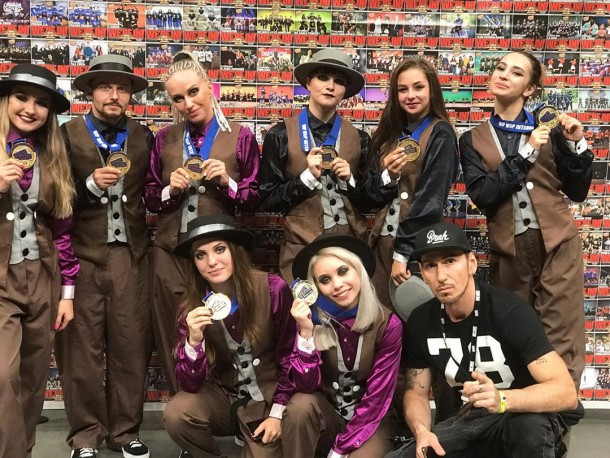 Сыктывкарка стала триумфатором World Hip Hop dance Championship – 2019