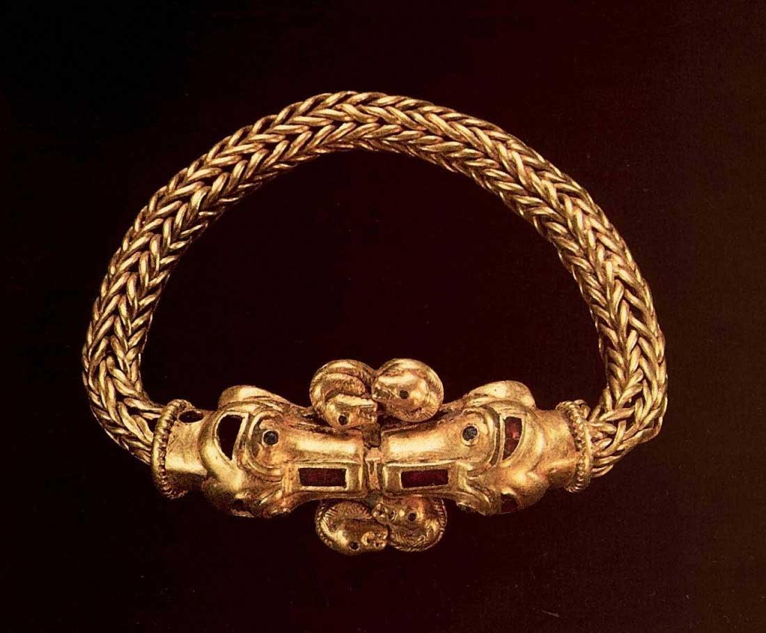 Исчезающее золото украины и крыма - славянская культура.